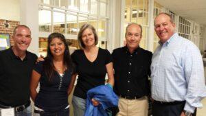 September Volunteering Group 1